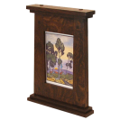 Prairie Style Mantle Picture Frame - MT2067